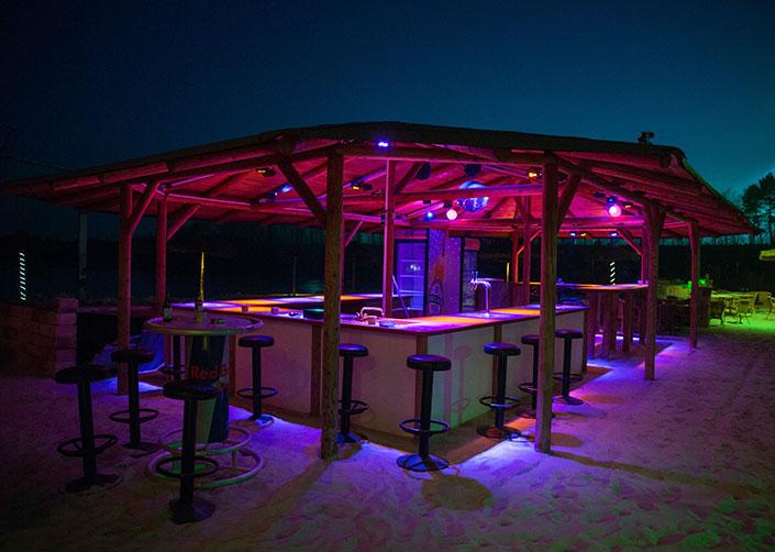 Location für private Events 1Roberto Beach