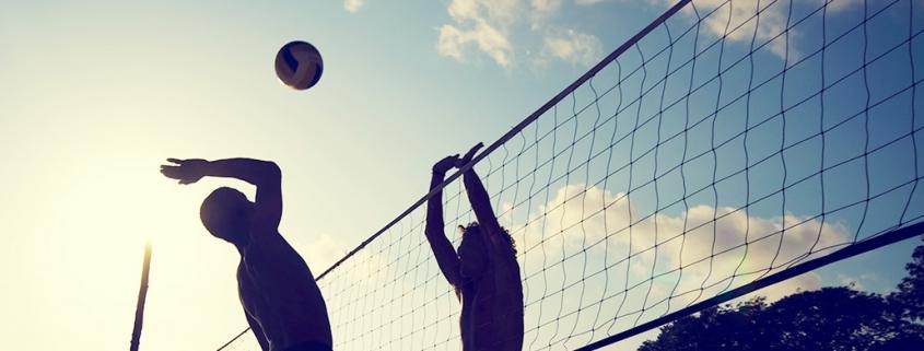 volleyball roberto beach